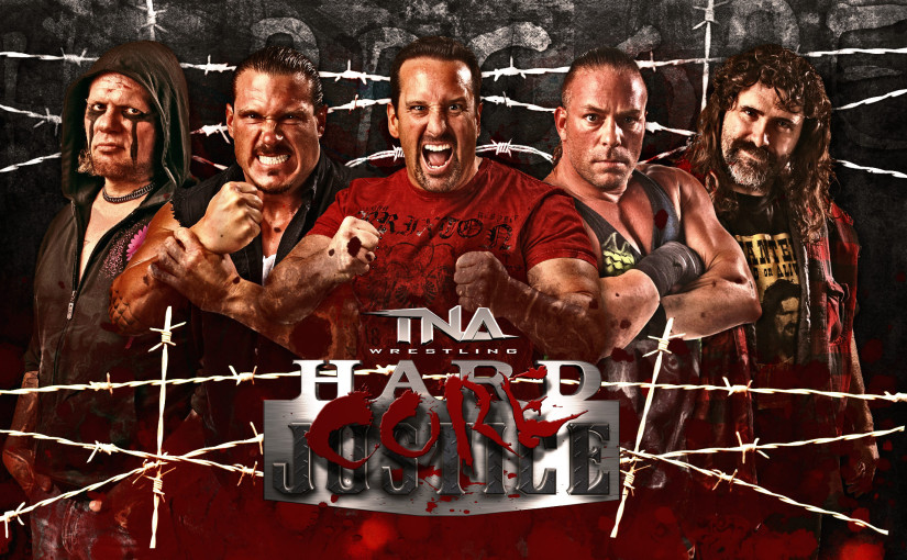 After Midnight, May 2015: TNA Hardcore Justice 2010 (Yeah, the ECW one)