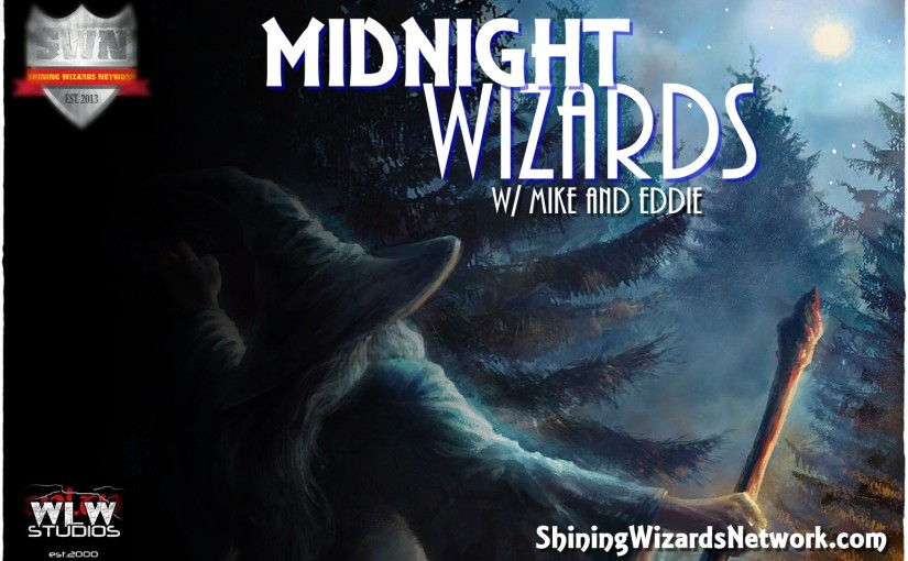 "Midnight Wizards Ep. 1 ""The Doughy Ghost"""