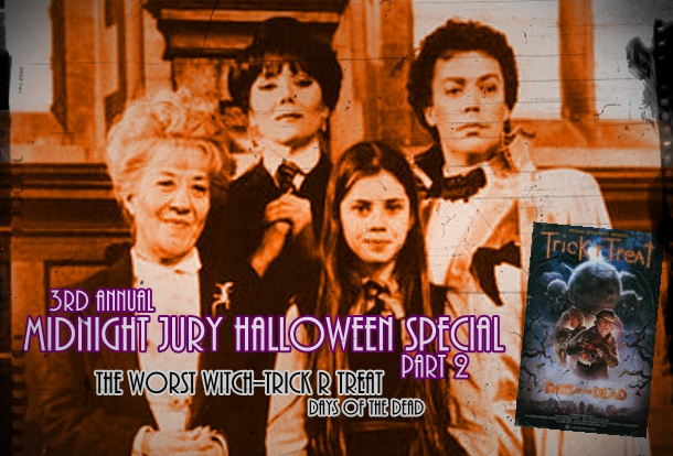 Midnight Jury 3rd Annual HALLOWEEN SPECIAL, Part 2