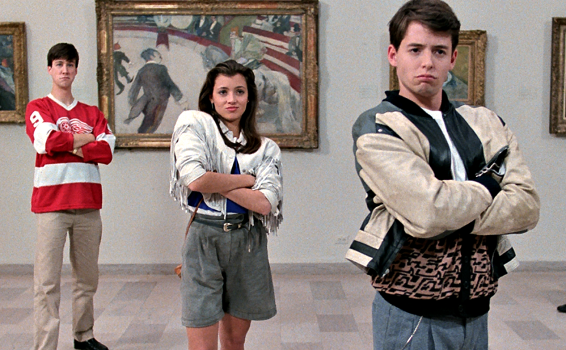 "Midnight Jury Ep. 119 ""Ferris Bueller's Day Off"""