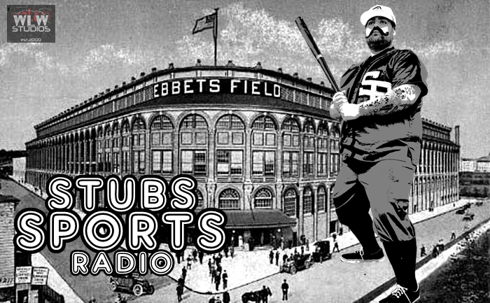 Stubs Sports Radio 8/24/16