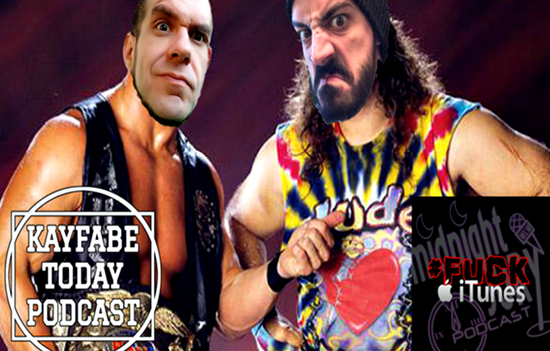 Kayfabe Today Podcast: A SPECIAL WLW Studios Episode