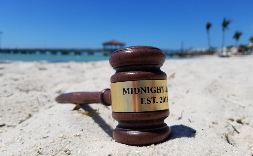 "Midnight Jury Ep. 210 ""LIVE from Key West"""