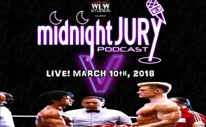 "Midnight Jury Ep. 207 ""ROCKY IV and 5 Years!"""