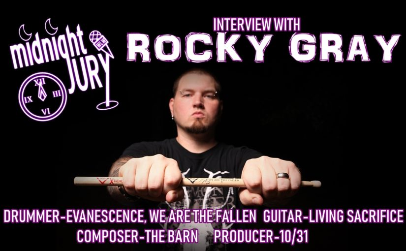 "Midnight Jury Ep. 227 ""An Interview w/ Rocky Gray"""