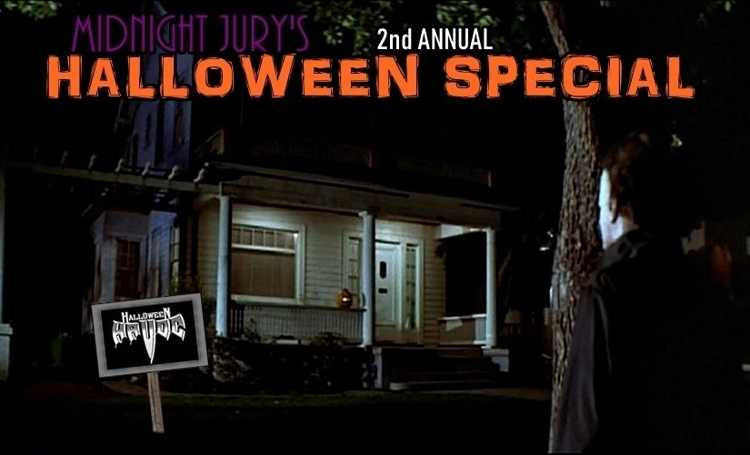 "Midnight Jury CLASSICS ""2nd Annual Halloween Special"""